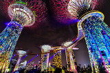 Garden by the Bay, Singapore por Jim Power