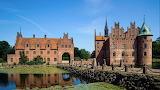 Egeskov Castle, Kværndrup, Denmark