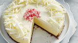 ^ Peppermint cheesecake