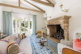 Big Fireplace Living Room