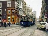 Amsterdam Sixties tram