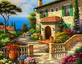 Villa DeLa Fontana~ SungKim dsktpnxus