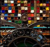 Old textile machine