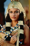 Dressed Like a Egyptian Queen