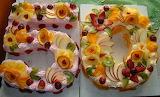 Urodzinowe ciasto