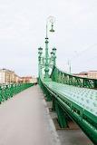 Liberty Bridge Boedapest