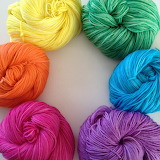 Colorful Yarn @ Pinterest