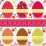 ☺♥ Easter eggs...