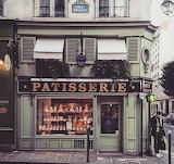 Shop Pattisserie Paris France