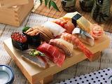 Sea foods Sushi Fish Food Caviar