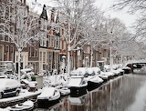 Amsterdam by winter
