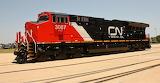 Diesel Locomotive Train #3087
