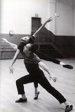 George Balanchine and Maria Tallchief