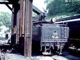 Engine #89 Getting Coal
