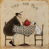 ^ Sam Toft ~ Tea for Two