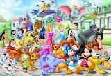 Disney Friends Forever