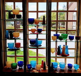 Greenfield Village Glassware Shop by Kathy Slating