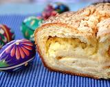 Polish Cheese Babka-Haha