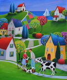 A drop of milk - Iwona Lifsches