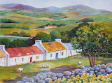 ^ Donegal Ireland Farm Country ~ Mel Wolf