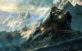 Back to the Future Train