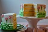 ^ Garden Party Cake
