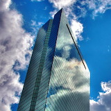 Glass Skyscraper...