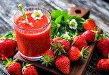 #Strawberry Smoothie