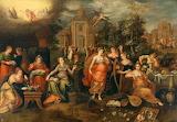 The Foolish Virgins and Wise Virgins