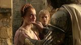 Sansa Stark y Joffrey Baratheon