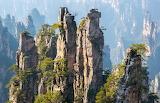 Zhangjiajie-Nationalwaldpark – Hunan, China