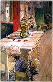 Hide and Seek, Carl Larsson 1898