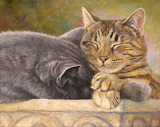 Lucie Bilodeau , Two cats