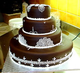 Beautiful Chocolate-Cake