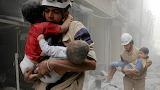 Syria-tragedy of war...