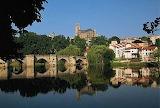 Limoges, Pont st etienne France