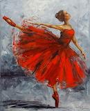Ballerine-peinture