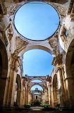 Old Cathedral Ruins, Antigua, Guatemala