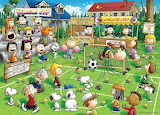 Peanuts Soccer Game
