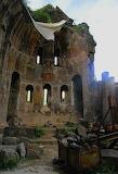 12th century Kobayr Monastery. Armenia