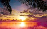 Beach-sunset-scene