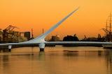 #Puente de la Mujer Buenos Aires Argentina Getty Image