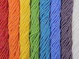Rainbow Beads @ Pinterest...