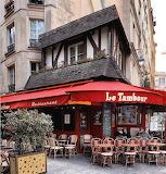 Paris France Bistro