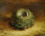 A Bird's Nest by Abel Hold