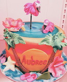 Aubree's cake