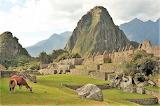 Machu Picchu-Peru'