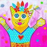 Donna Sharam art