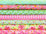 #Flowered Fabric