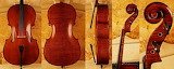 Handmade Cellos by the Romanian Master Luthier Vasile Gliga